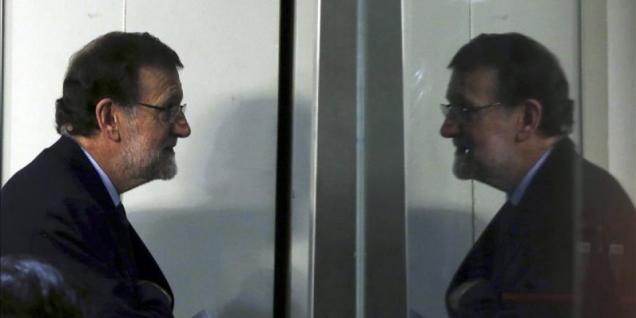 Rajoy en el espejo